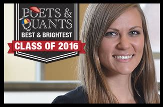 Finance Mba Rochester by 2016 Best Mbas Mikayla Hart Of Rochester