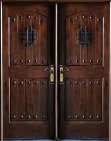 Knotty alder exterior front entry double door 30 quot x80 quot x2 right hand