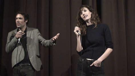 nicolas bedos et doria tillier rencontre rencontre autour du film monsieur et madame adelman avec