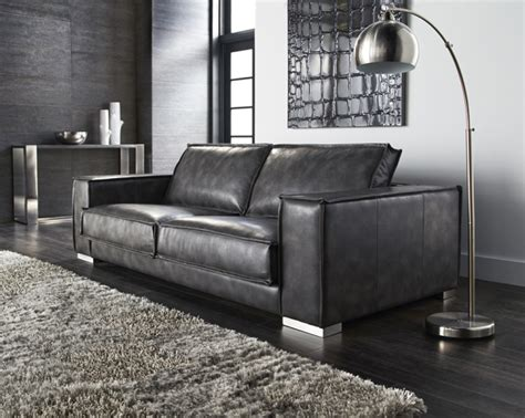 grey leather settee baretto grey nobility leather sofa buy leather sofas