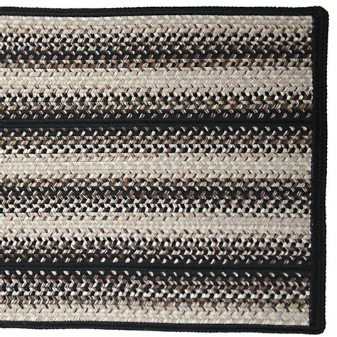 outdoor braided rugs sale indoor outdoor braided area rugs 20x30 striped ebay