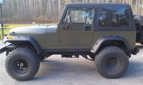1994 Jeep Wrangler Yj For Sale 1994 Jeep Wrangler Yj Built For Sale Photos Technical