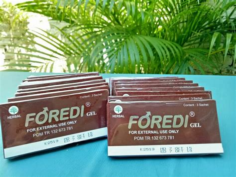 Obat Herbal Foredi jual obat foredi gel obat kuat agen foredi cod semarang