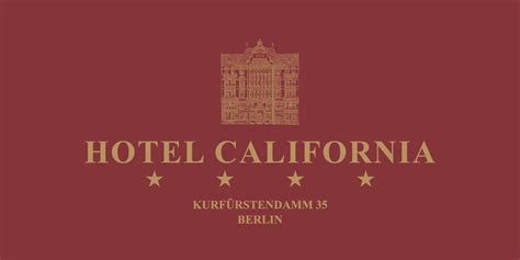 welcome to the hotel california books hotel california 171 http www wheretogoinberlin