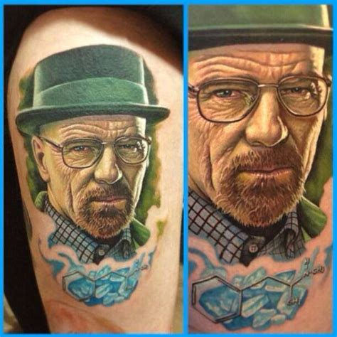 breaking bad tattoos 10 badass breaking bad tattoos inkspired magazine