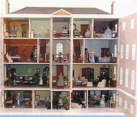 dolls house furniture plans preston manor dolls house dollshouse 235 00 sales cheap dolls houses 01227 376099 from