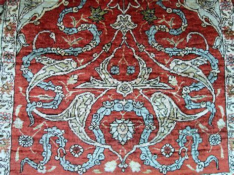 Teppiche Türkisch by Seidenteppich Hereke Seide T 252 Rkei 74 X 51 Cm Orient