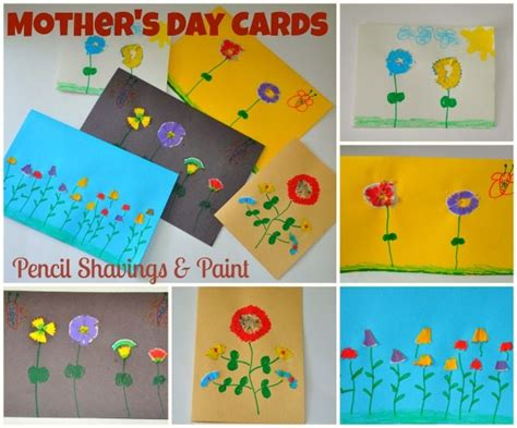 mothers day cards ideas to make how make mothers day cards craftshady craftshady