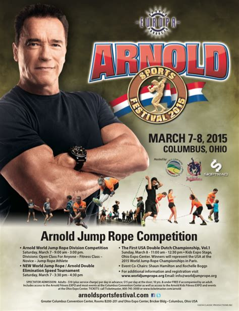 contest 2015 usa arnold jump rope competition usa 2015