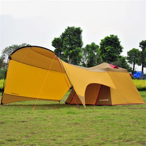 bedroom tent big family tent cing tent 5 8 persons muliplayer