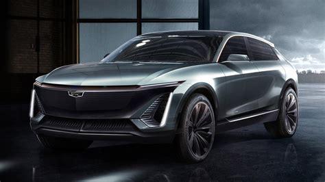 cadillacs  fully electric car top gear