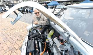 Electric Vehicles Dunedin City Stop For Electric Vehicles Otago Daily Times