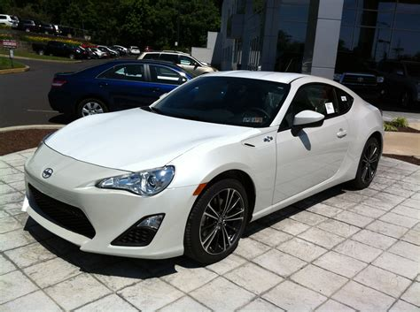 subaru frs white frs whiteout team scion langhorne pa scion fr s