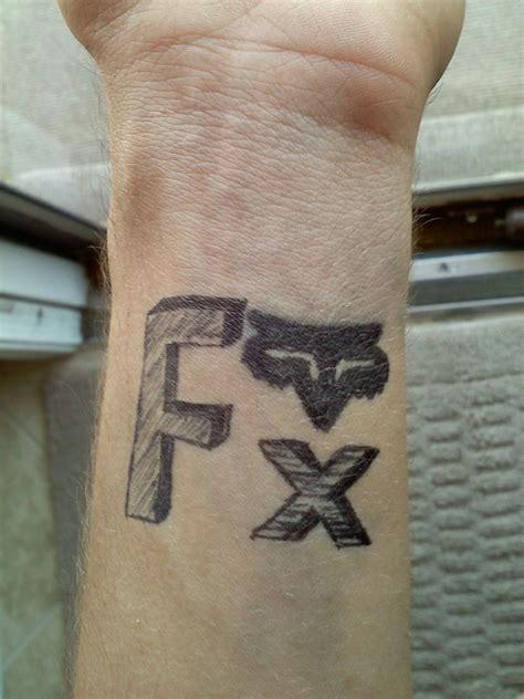 tattoo permanent maker fox tattoo permanent marker by teknohusky on deviantart