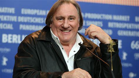 gerard depardieu languages gerard depardieu takes aim at clooney the revenant in