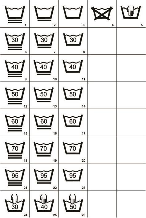 Best 25 Laundry Care Symbols Ideas On Pinterest Laundry Symbols Laundry Tips And Washing Clothes Wash Care Label Template