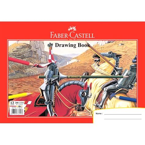 Sketch Book A3 Kiky Besar faber castell drawing book a3 12 sheets 1740a3 pb300
