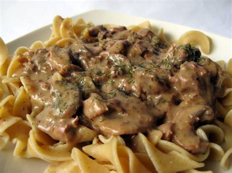 crock pot beef stroganoff best cooking recipes in the world