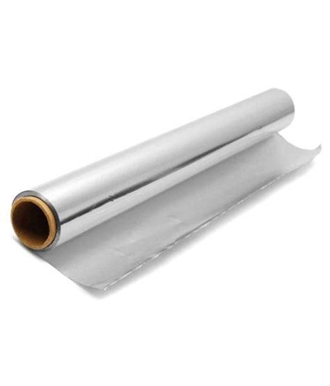 Alumunium Foil Silver Kue vinayak enterprises silver aluminium foil buy at best price in india snapdeal