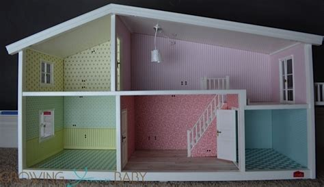 smaland dolls house lundby smaland doll house empty growing your baby