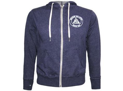 Jaket Hoodie Sweater Gracie Jiu Jitsu Academy gracie jiu jitsu hoodie uk sweater grey