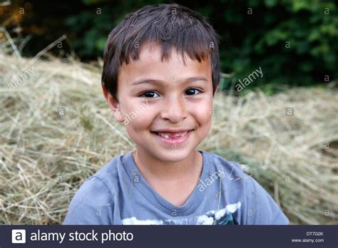 7 year old boy haircuts 7 year old boy hairstyles 2016 7 year old boy with missing teeth stock photo royalty