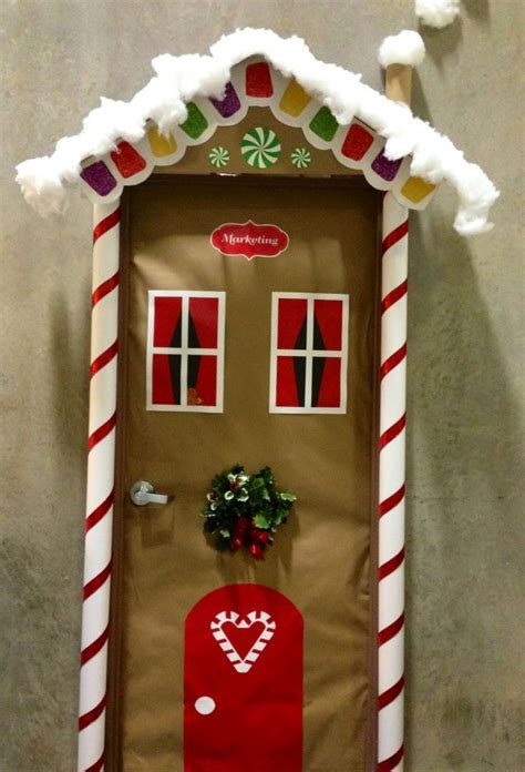 christmas door decorating ideas tuerdekoration