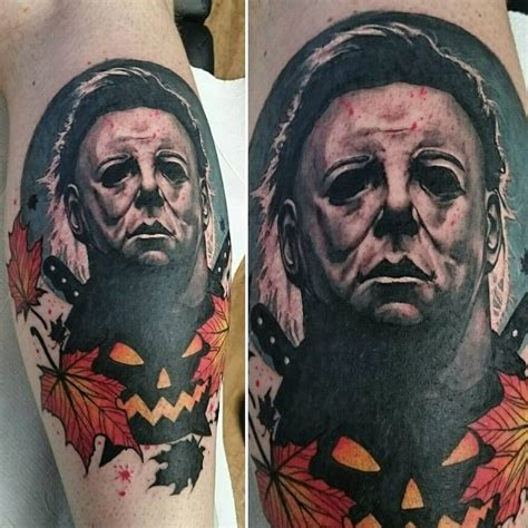 horror movie tattoos designs 20 best world 3 images on photos