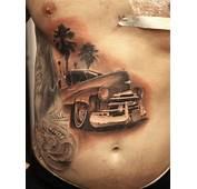 100 Amazing Lowrider Tattoo Designs Ideas