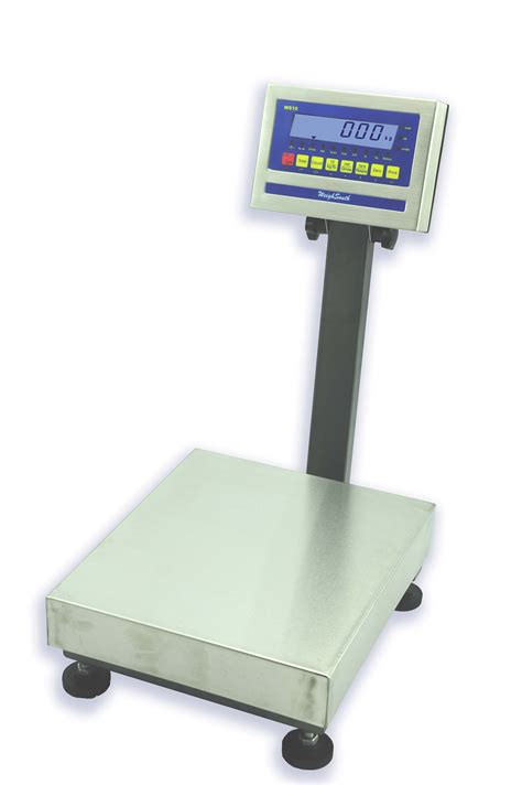 industrial bench scales bw 150db weigh south