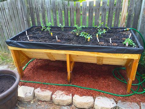 Vegetable Trug Planter by Veg Trug Type Planter For