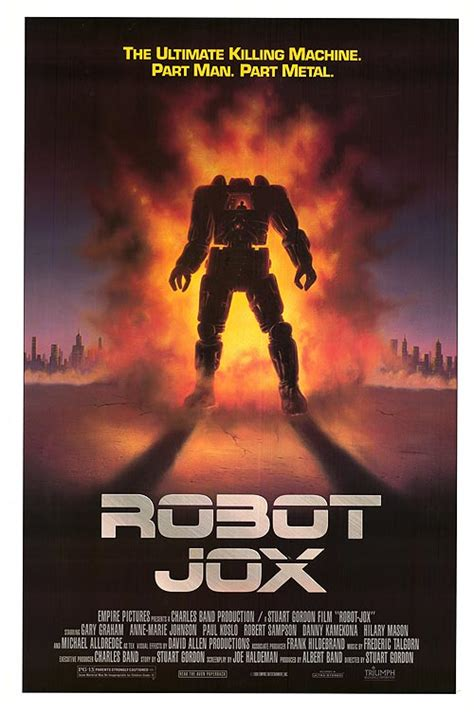 film robot jox robot jox movie posters at movie poster warehouse