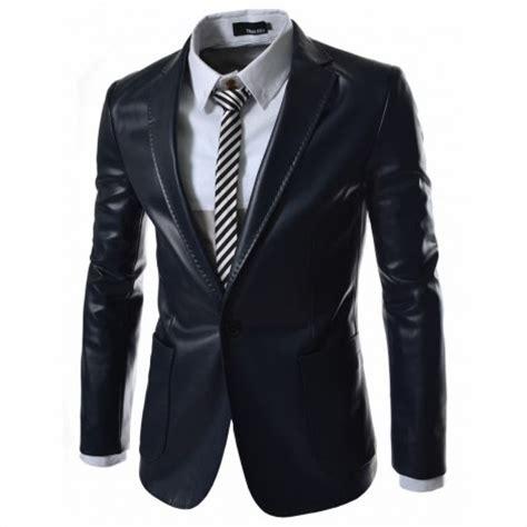 desain jas blazer couple jual jas blazer kulit pria dan wanita
