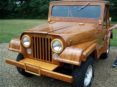 Wooden Jeep Pin By Eldon On Jeepers Creepers