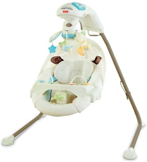 Sheep Baby Swing fisher price my baby cradle swing w