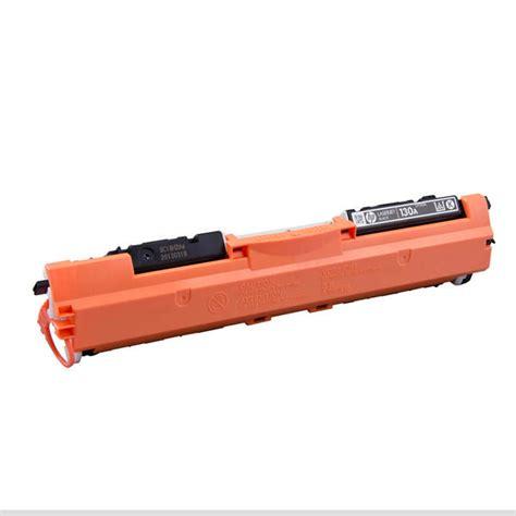 Toner Cf350a hp 130a original black toner cartridge cf350a laser toner