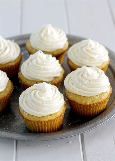 Cupcake Cheese cupcakes with cheese frosting recipe dishmaps
