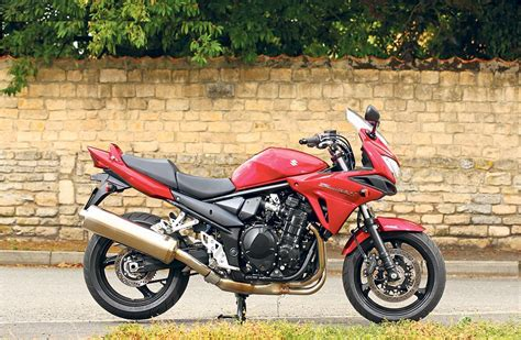 Suzuki Bandit Reviews Suzuki Gsf1250s Bandit 2015 On Review Mcn