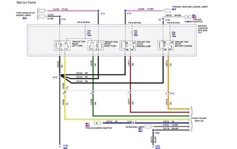 ford  upfitter wiring diagram wiring images