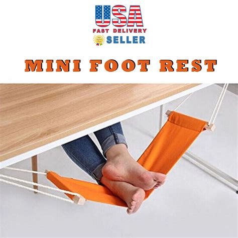 office desk foot rest novelty portable mini office foot rest stand adjustable