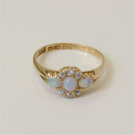 Antique Rings by Buy Antique Opal And Ring Sold Items Sold Rings