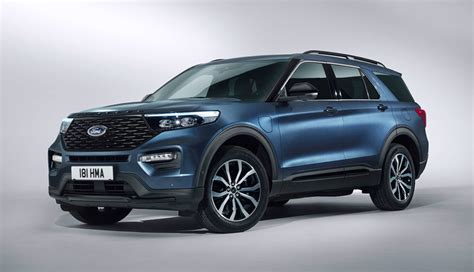2019 Ford Hybrid Vehicles by Ford Explorer In Hybrid Kommt Ende 2019 Ecomento De