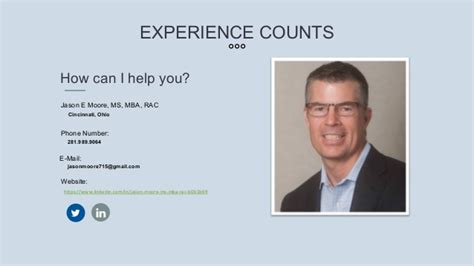 What Counts As Work Experience Mba by Fda Compliance In A Company Moore Li