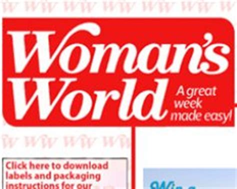 Womansworldmag Com Giveaways - womansworldmag com sweepstakes