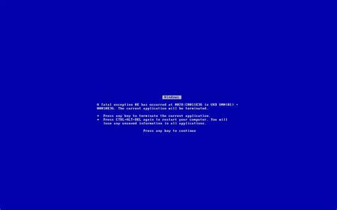 wallpaper blue screen windows download blue screen wallpaper 1440x900 wallpoper 370404