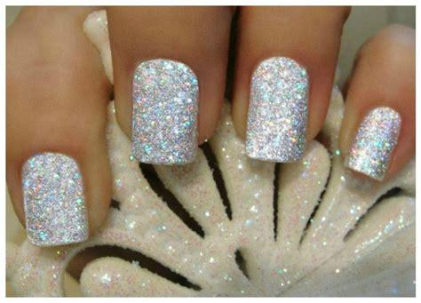 nail art glitter dust tutorial opi twinkling diamonds glitter manicure opi ski slope