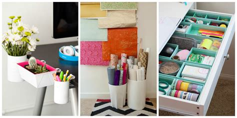 Organizing Your Desk At Home For The Of Tuesdays D I Y Closet Office Best Thing In Small Space Home Organization Since