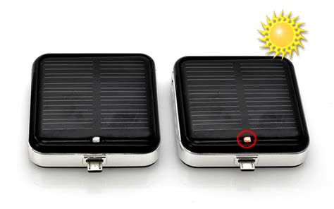 solar micro usb charger portable micro usb mobile phone charger solar charger