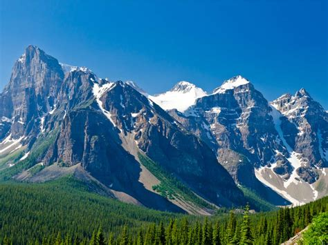 canada west rocky mountains 13 things you didn t know about famous canadian landmarks