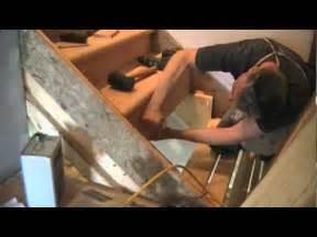 comment installer une cabine de d angle on fait 231 a comment installer des marches d escalier